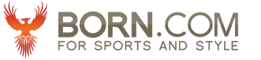 Born for sports born.com logo